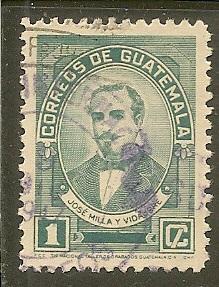 Guatemala     Scott  314   Vidaurre     Used