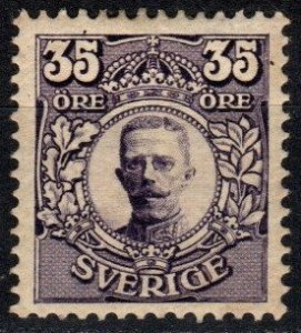 Sweden #87 F-VF Unused CV $17.00 (X4990)