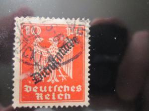 Germany #O55 used