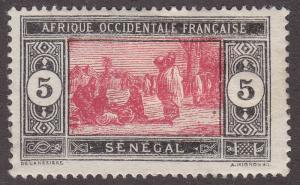 Senegal 83 Preparing Food 1922