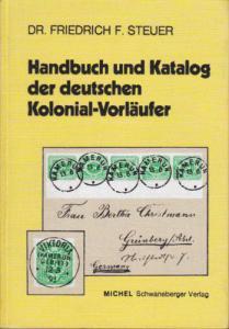 Handbuch und Katalog der deutschen Kolonial-Vorläufer
