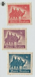 Brazil mnh gum stamp 4-22-21- Charity --