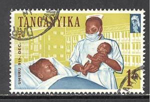 Tanganyika 51 used SCV $ 0.30 (RS)