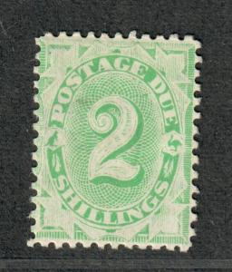Australia Sc#J19 M/H/VF, Cv. $200