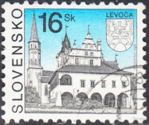 Slovakia #402 Used