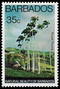 Barbados - Scott 456 - Mint-Hinged