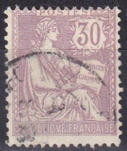 France #137 F-VF Used CV $14.50  Z899