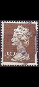 ENGLAND GREAT BRITAIN [1999] MiNr 1796 ( O/used ) Machin