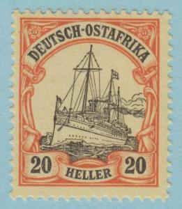 German East Africa 26 Mint Never Hinged OG ** - NO FAULTS VERY FINE !