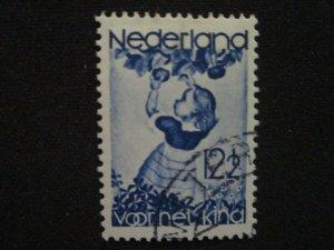 Netherlands #B85 Used WDWPhilatelic (H5K7)