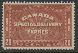 Canada E5 - mnh special delivery stamp