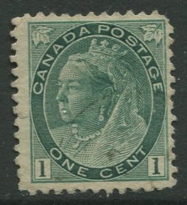 STAMP STATION PERTH Canada #75 QV Definitive Used - CV$0.75
