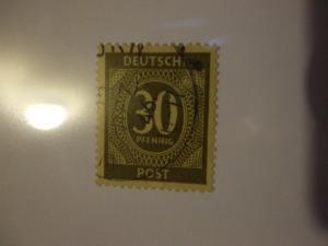 Germany #547 used
