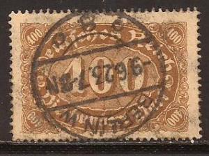 Germany  #  202  used