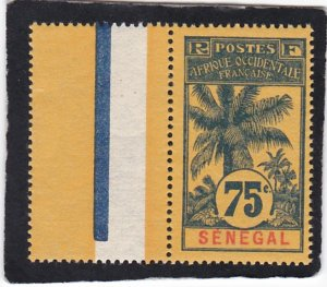 Senegal,  #   69    MNH
