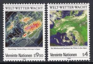 UN Vienna 91-92 MNH VF