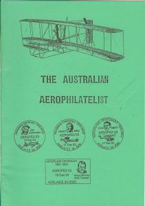 The Australian Aerophilatelist: Bulletin of the Australia...