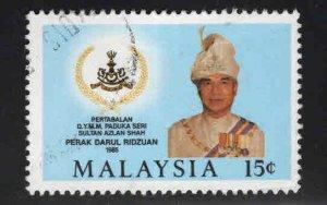 Malaysia Scott 317 Used stamp