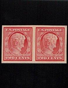 Scott #368 XF-OG-NH. SCV - $57.50