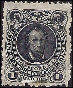 RO92 William Gates' Son...  SCV $35.00
