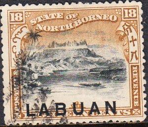Labuan #83  Used