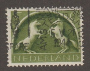 Netherlands 251 Horses