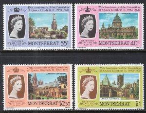 Montserrat 365-268 MNH VF