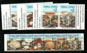 Tonga Scott 976-9 Mint NH (Catalog Value $29.25)