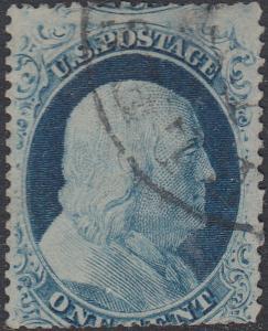 U.S. 23 Used F+VF (102318)