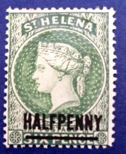 St Helena Scott # 34 Mint (A188)