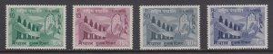 Nepal     #163-66     mnh      cat $7.25