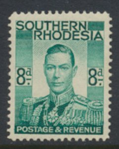 Southern Rhodesia  SG 45   SC# 47  Mint Never Hinged  see scans