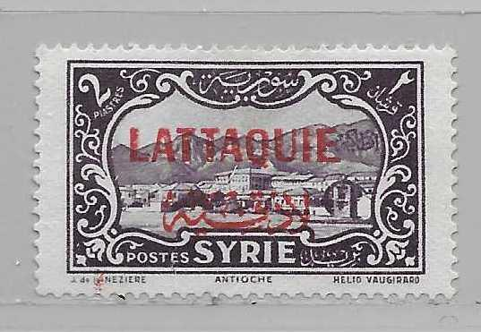 Latakia 12 2p single MH