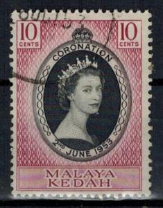 Malaya - Kedah - Scott 82