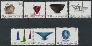 New Zealand 1780-6 MNH Art