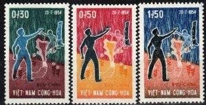 Vietnam #239-41 MNH CV $3.55 (P515)