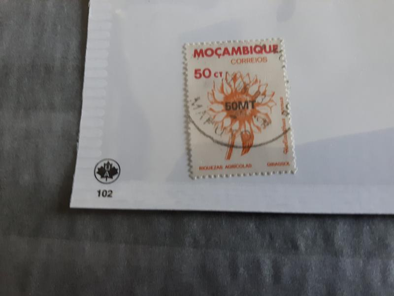 Mozambique #1185 used