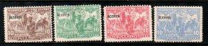 Azores #RA5-RA8   #RA5,RA7 Thins  Mint  CV $4.40