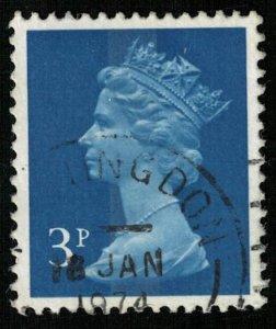 Queen, Great Britain (T-4820)