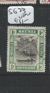 BRUNEI (P1701B)  1C  SG 23   VFU