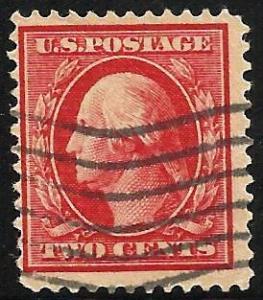 United States 1908-1909 Scott # 332 Used
