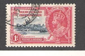 Bechuanaland  #117, George V & Windsor Castle, Used**