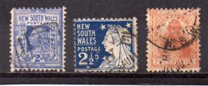New South Wales 103-104B used