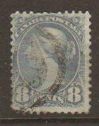 Canada #44a Used
