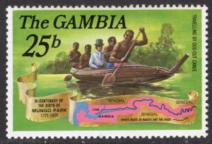 GAMBIA SCOTT 271
