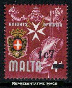 Malta Scott 521 Mint never hinged.