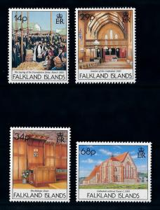 [71994] Falkland Islands 1992 Religion Cathedral  MNH