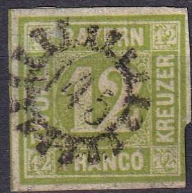 Bavaria #13  Used CV $70.00 (A18319)