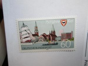 Germany #1738 MNH
