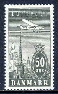 Denmark - Scott #C9 - MH - SCV $3.25